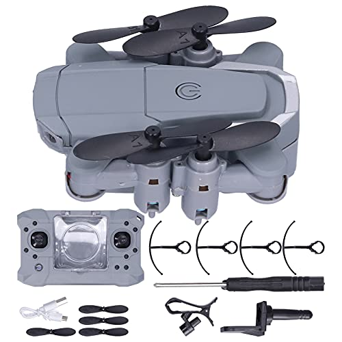 Altitude Hold Quadcopter, dron RC de Brazo Plegable para una Vida al Aire Libre más Rica e Interesante(1080P Video, Pisa Leaning Tower Type)