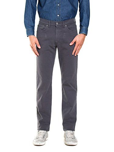 Carrera Jeans - Pantalone per Uomo, Tinta Unita, Tessuto Bull Denim IT 52