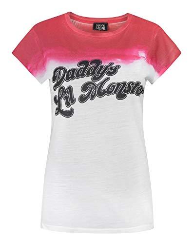 DC Comics Mujeres Suicide Squad - Camiseta (L)