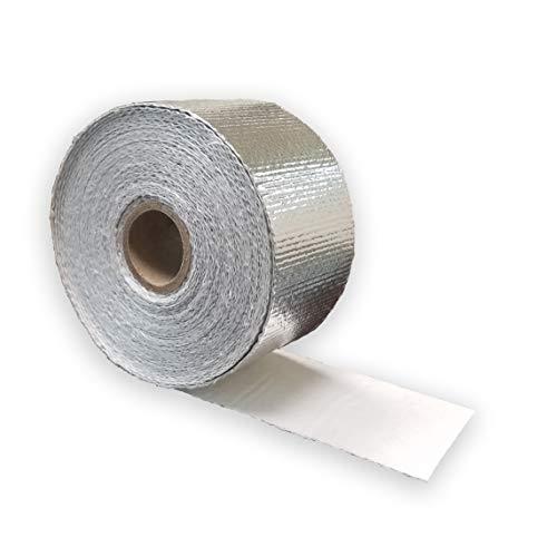 Newtex Z-Flex Self-Adhesive Heat Reflective Heat Resistant High Temperature Tape (2.0''x25')