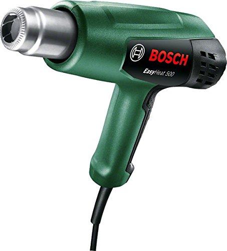 Décapeur thermique Bosch - EasyHeat 500 (1600W, débit d'air: 240 / 450 l/min, température: 300/500°C)