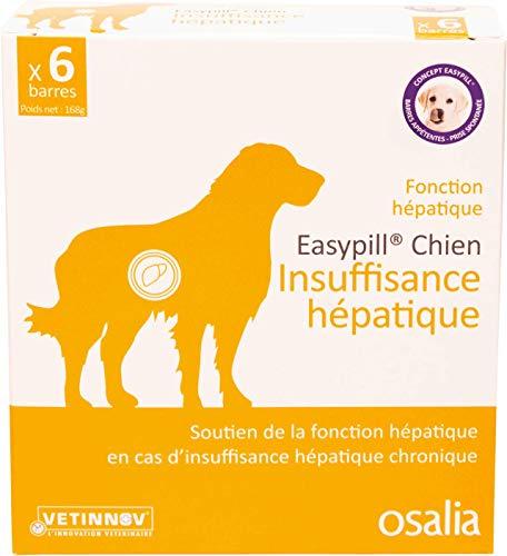 Easypill Chien Insuffisance Hepatique