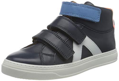 Bisgaard Boys Phillis Sneaker, Navy,33 EU