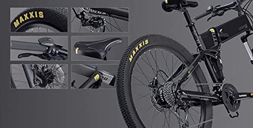 Legend Etna Vélo VTT Eléctrique VAE E-MTB Smart eBike 27,5