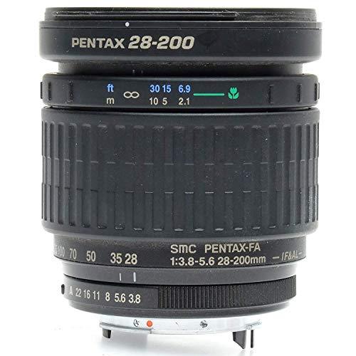 Pentax SMC-FA 28-200mm / f3,8-5,6 (IF) Objektiv (Vollformat WW/Tele Zoom) für Pentax