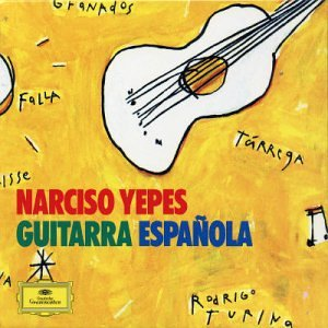 Albeniz: Guitarra Espagnola