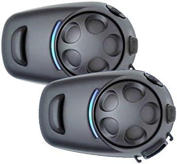 Denver Mall SPH10HD-FM-01 SENA SPH10HD Bluetooth Headset D Stereo supreme Intercom