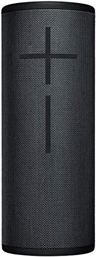 Ultimate Ears MEGABOOM 3 Portable Waterproof Bluetooth Speaker - Black (Renewed)