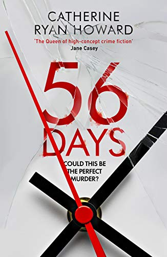 56 Days Book Cover