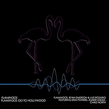 Flamingos Go To Hollywood