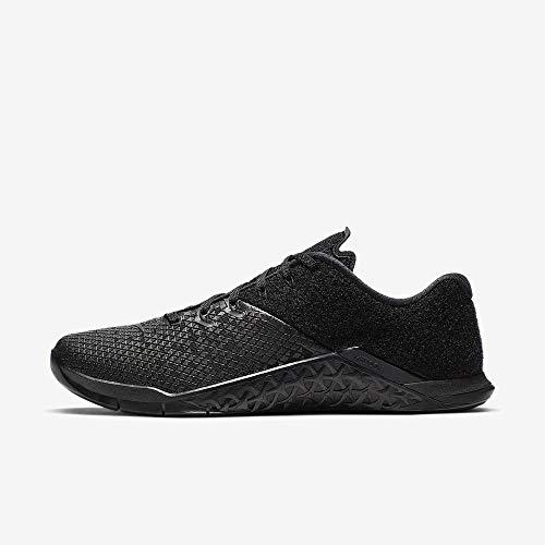 Nike Metcon 4 Xd Patch tênis masculino Bq3088, Preto/Preto/Preto, 13