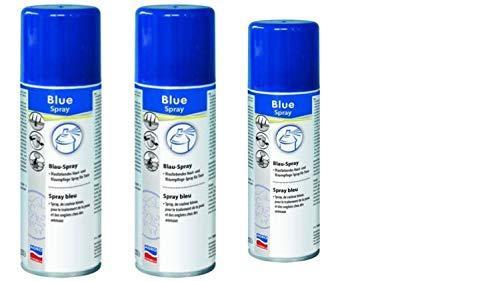 Cajou 1 Liter Pflegespray (Verschiedene) zur Pflege von Haut, Hufen und Klauen (Blau Spray)