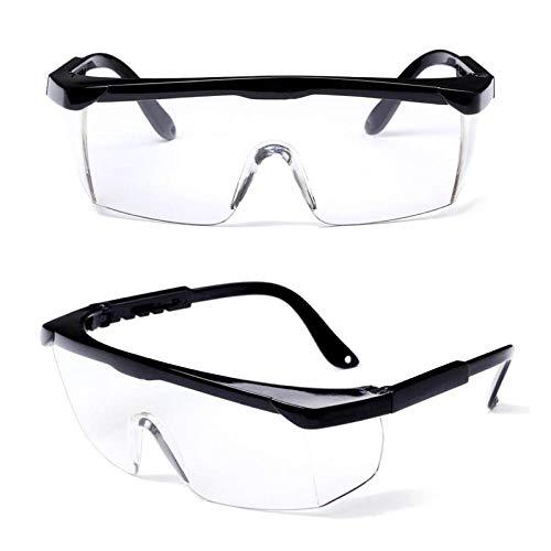 bril Gogggle Goggles Anti-spitting splash spiegel Contact stofdichte industriële platte spiegel Anti-fly stof