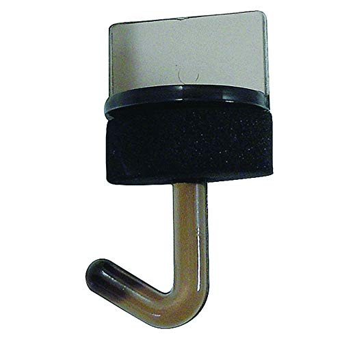ダイドーハント (DAIDOHANT) (波板フック) ポリカワンタッチフック ブロンズ (呼び径d) 4.2 x (長さL) 30mm (50本入) 32527