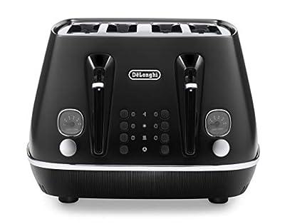 De'Longhi Distinta X Design Slice Toaster