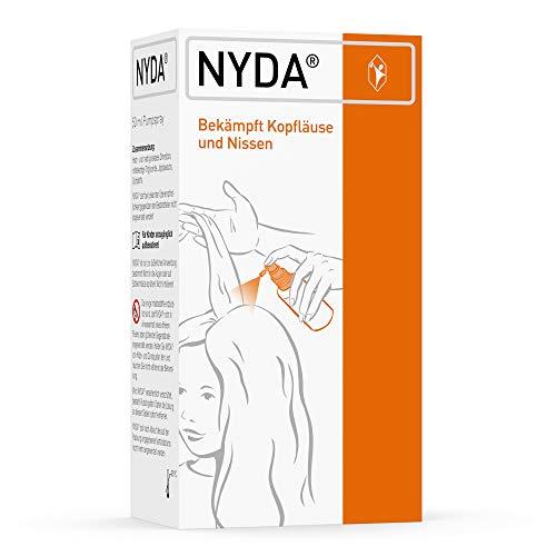 NYDA: Bekämpft Läuse und Nissen effektiv bei Kindern und Erwachsenen, 50ml