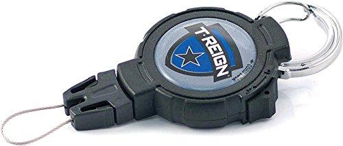 T-Reign Retractable Gear Tethers & Cases Accessoire de Fixation Noir Noir x-Large