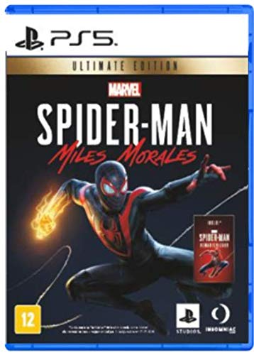 Marvel's Spider Man: Miles Morales - Ultimate Edition - PlayStation 5