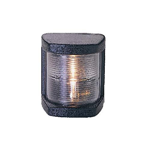 Lalizas 12/24V Navigationslaterne Classic LED 12 Naviationslicht schwarz, Navigationslicht:225° top weiß