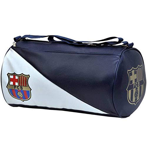 5 O' CLOCK SPORTS PU Leather 24 cm Gym Bag