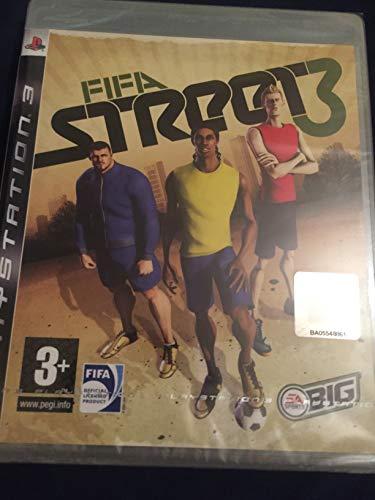 FIFA Street 3 (Sony PS3) [Import UK]
