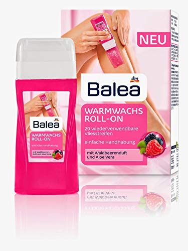 Balea Warmwachs Roll-on, 100 ml