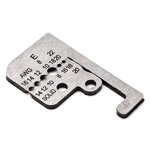 Capri Tools Wire Stripper Blades, 8 to 22 AWG