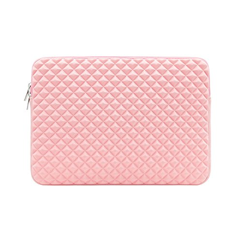 Soft Shockproof Laptop Sleeve Case Briefcase Spill Resistant for 11 Inch Laptops, Notebooks,...