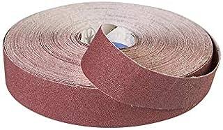 Abrasive Cloth Rolls 4.5in - 115mm x 320G (50m Rolls)