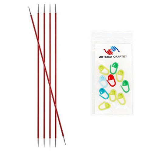 Knitters Pride Zing Double Pointed Knitting Needles