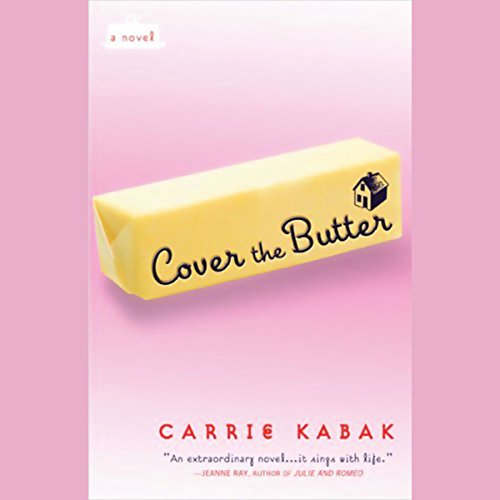 Cover the Butter audiobook cover art
