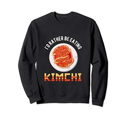 Love Kimchi South Korean Fermentation Food Lover Sweatshirt