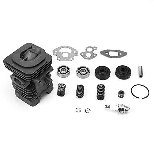 Atyhao Kit de pistón de Cilindro para Husqvarna 235 236 240 235e 236e 240e Motosierra, Accesorios de Repuesto para Motosierra de Cilindro
