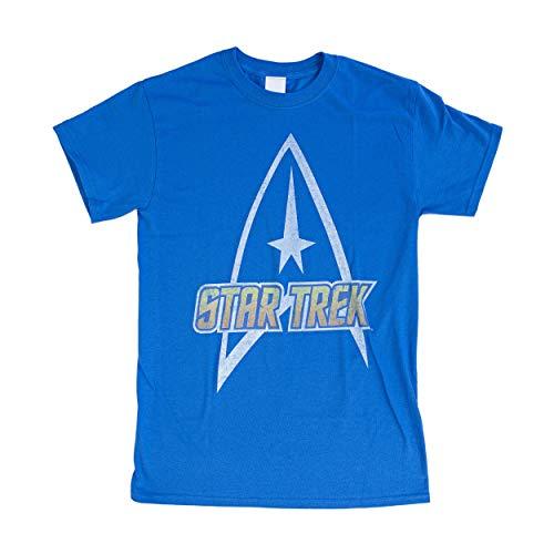 Star Trek Classic Logo Camiseta