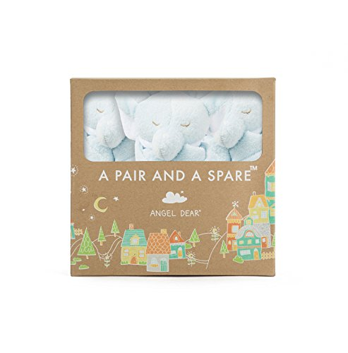 Angel Dear Blankie Pair and a Spare 3 Piece Set