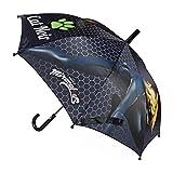 Paraguas infantil LADY BUG 42 cm para niños.