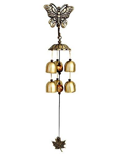 délicate campanula / décorer carillons à vents, Tai Chi / 6