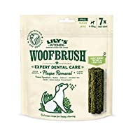 Lily's Kitchen Woofbrush Dental Chew Small, 22g x Pack of 7