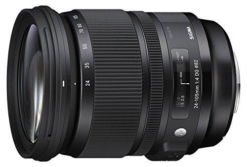 SIGMA 標準ズームレンズ Art 24-105mm F4 DG OS HSM ニコン用 フルサイズ対応 635558