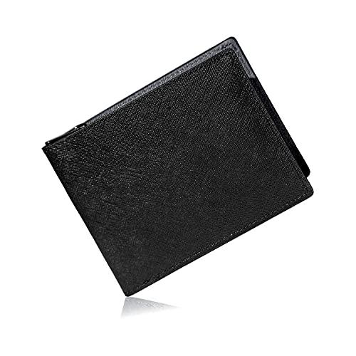 GLEVIO[グレヴィオ] 財布 カード18枚収納 一流の財布職人が作る 折財布 二つ折り財布 大容量