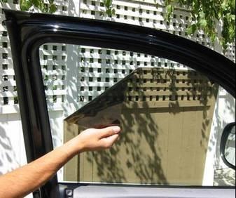 KwikShade Car Baby Window Sun Shade Visor Shades (4 Pack)