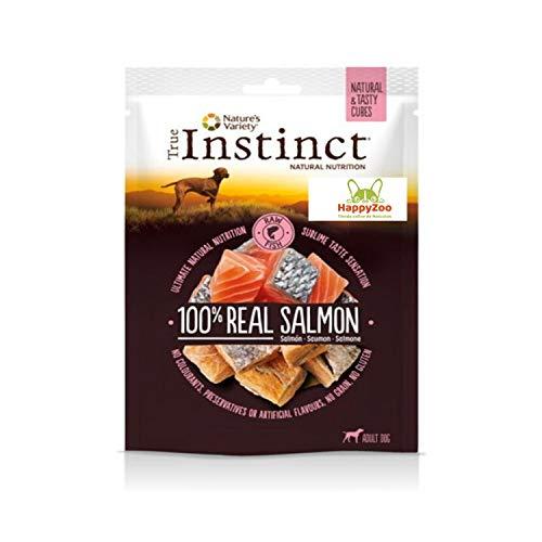 Affinity Snack True Instinct 100% Salmón - HAPPYZOOMASCOTAS