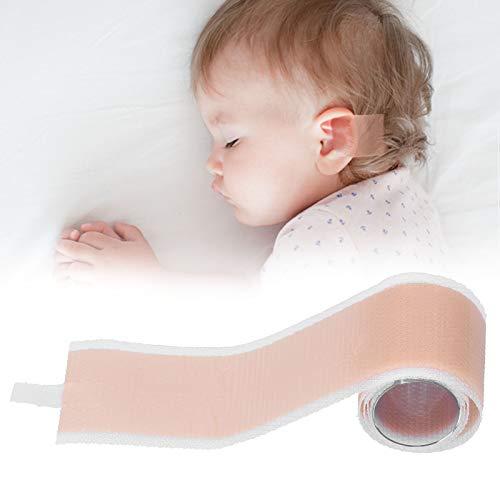 4 x 50 cm Silicona Corrección estética de orejas para bebés recién nacidos, Partes de corrección para orejas salientes, Pegatinas de parche para orejas sobresalientes
