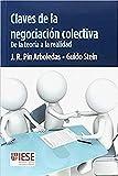 Claves de la negociación colectiva: De la teoría a la realidad (Manuales IESE)