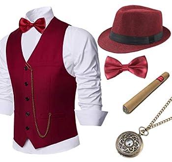Best 20s man costume Reviews