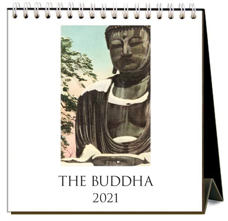 The Buddha 2021 Calendar