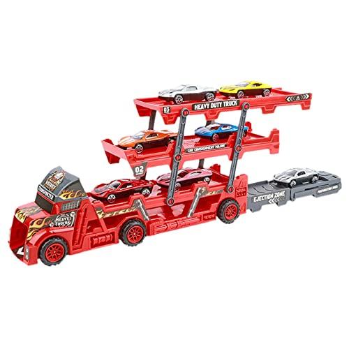 Eastuy Autotransporter LKW Spielzeug Mit...