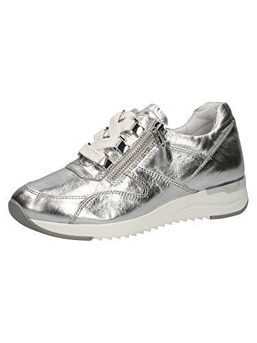 CAPRICE Damen Sneaker 9-9-23704-26 920 G-Weite Größe: 38 EU