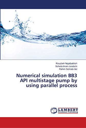 Numerical simulation BB3 API multistage pump by using parallel process