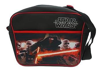 Star Wars Episode 7 Rule The Galaxy Courier Messenger Bag Black